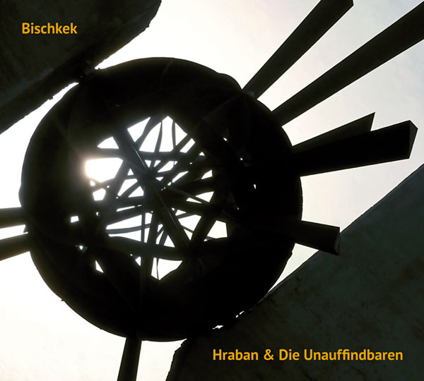 "CD-Cover ""Bischkek"""